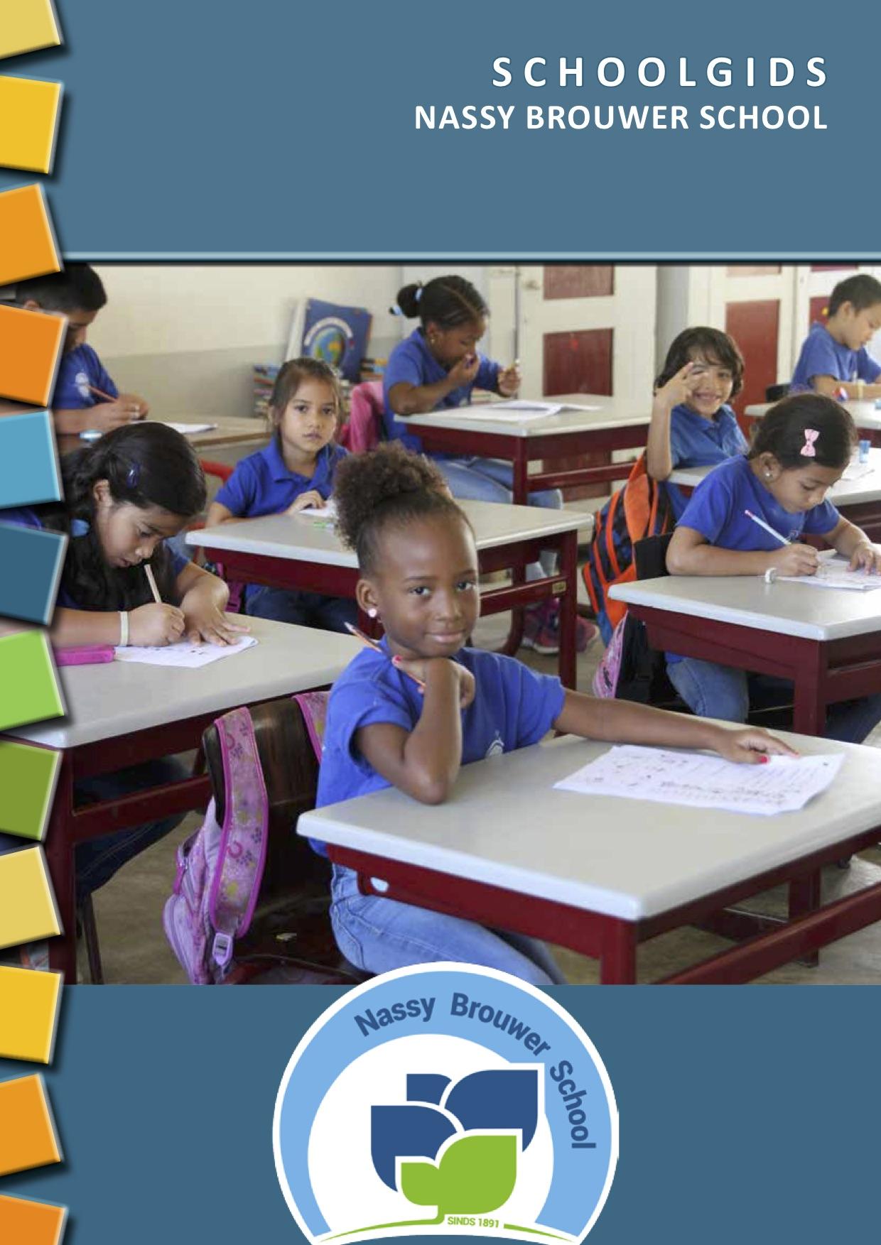 Schoolgids Nassy Brouwer School 2017 - 2018