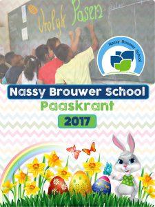 Paaskrant Nassy Brouwer School 2017