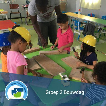 Groep 2 Bouwdag