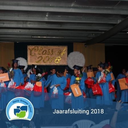 Jaarafsluiting 2018