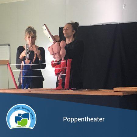 Poppentheater!