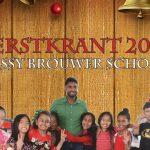 Nassy Brouwer School - Kerstkrant 2018 FRONT COVER