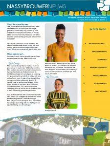 Nassy Brouwer School Nieuwsbrief 2018-2019 Tweede kwartaal