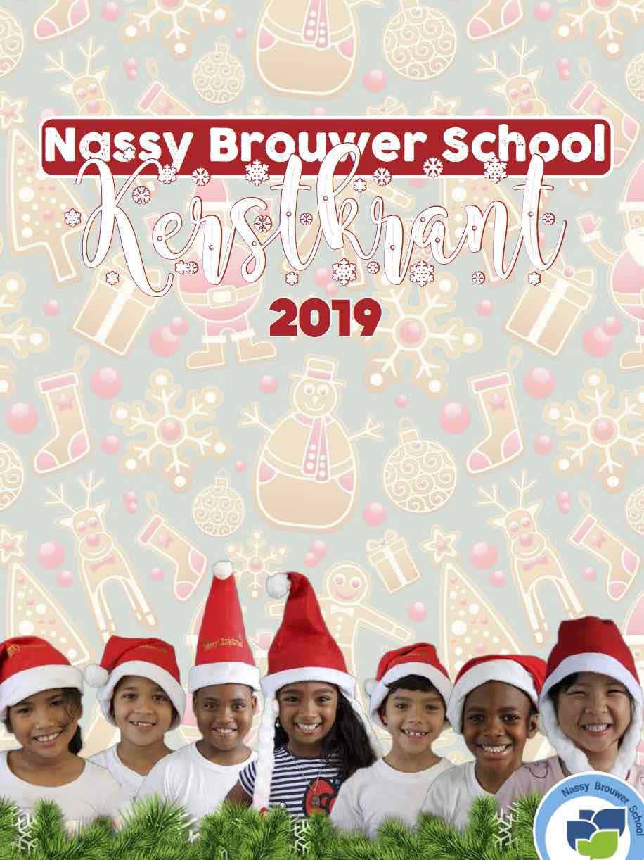 Schoolkerstkrant Nassy Brouwer 2019-12
