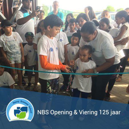 Opening + 125-jarig bestaan NBS