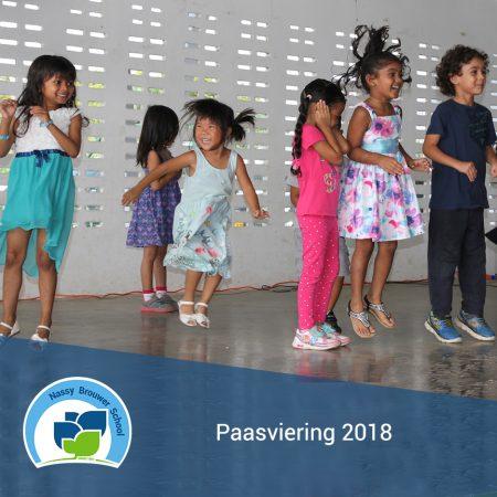 Paasviering 2018