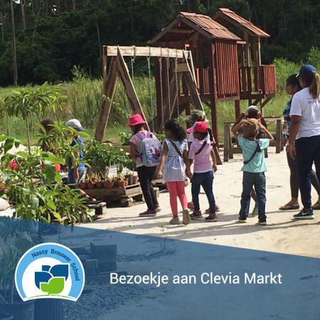 Bezoek Clevia Markt