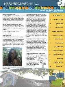 Nassy Brouwer School 2019-2020 NieuwsbriefNr2